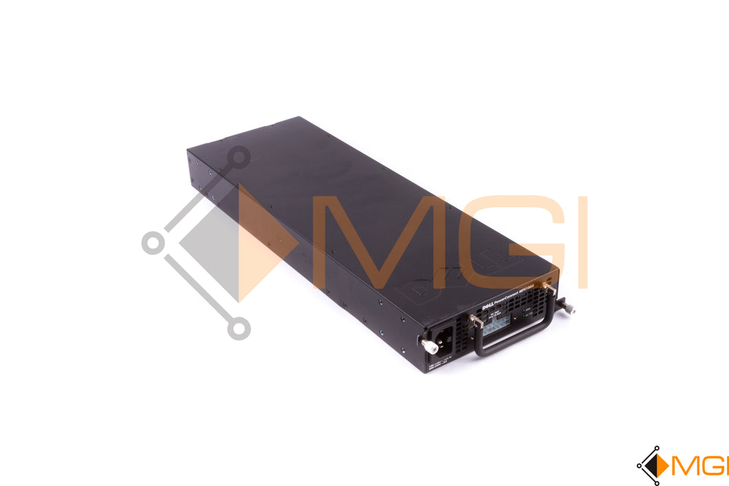 GCJVY DELL POWERCONNECT MPS1000 EXTERNAL 1000W REDUNDANT POWER SUPPLY 7024P FRONT VIEW