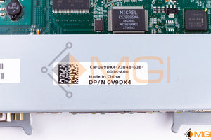 V9DX4 DELL ML6000 LIBRARY CONTROLLER BLADE - LCB W/ FLASH CARD DETAIL VIEW