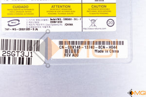 XK146 DELL/CISCO CATALYST BLADE SWITCH DETAIL VIEW