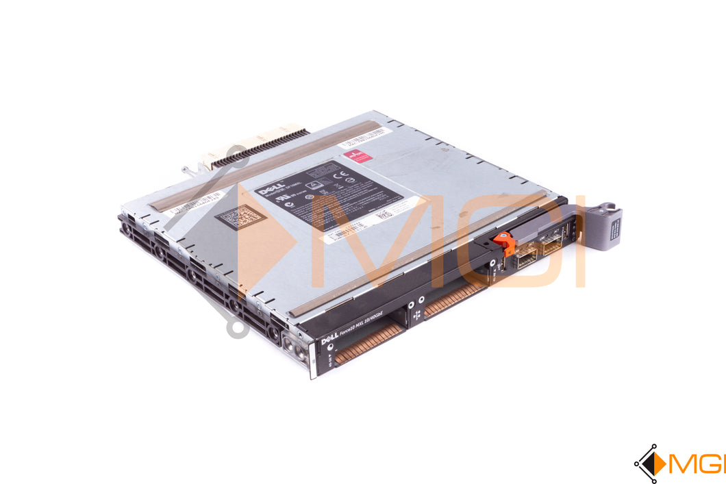 PK95J DELL FORCE10 MXL 10/40GBE M1000E BLADE FRONT VIEW