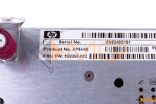 Load image into Gallery viewer, 592262-002 HP P2000 LFF ENCLOSURE I/O MODULE DETAIL VIEW