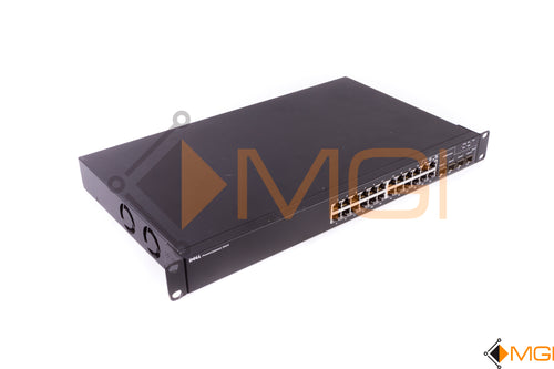 M023F DELL POWERCONNECT 5424 24 PORT SWITCH FRONT VIEW