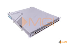 Load image into Gallery viewer, DCS-7124S ARISTA 24x 10GB ETHERNET SFP+ L2/3/4 MANAGED SWITCH FRONT VIEW