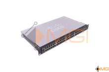 Load image into Gallery viewer, SF200-48 CISCO 48-PORT SMART SWITCH W/ 2 COMBO MINI-GBIC PORTS front view