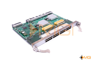 40-1000145-11 BROCADE 32-PORT 8GB FIBRE DCX BLADE FRONT VIEW