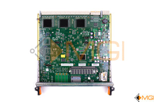 700119-00-05 EXTREME NETWORKS BLACK DIAMOND MANAGEMENT MODULE TOP VIEW