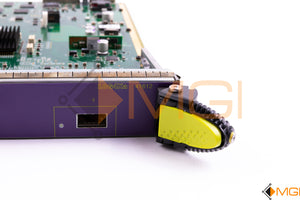 10G4XA-41612 EXTREME NETWORKS BD 8800 4-PORT 10G XFP MODULE DETAIL VIEW