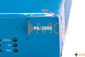 PA-2050 PALO ALTO NETWORKS FIREWALL NO HDD NO OS DETAIL VIEW