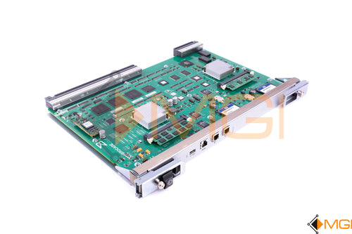 BROCADE CP8 CONTROL PROCESSOR BLADE MODULE 60-1000376-10 FRONT VIEW