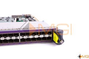 G48XA 41542 EXTREME NETWORKS 48-PORT MINI-GBIC SWITCH MODULE DETAIL VIEW