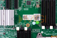 Load image into Gallery viewer, Y8YVJ DELL DSS 1500 SERVER INTEL DUAL CPU SOCKET DDR4 MOTHER BOARD DETAIL VIEW