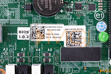 Load image into Gallery viewer, DYFC8 DELL POWEREDGE R430 R530 SYSTEM BOARD DETAIL VIEW