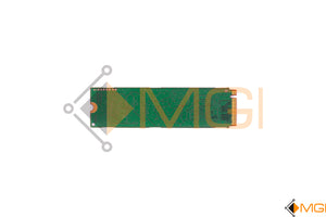 07G14 DELL SAMSUNG 256GB PM951 NVME MZ-VLV256D REAR VIEW