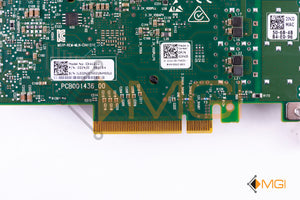 20NJD DELL MELLANOX CX4121C DETAIL VIEW