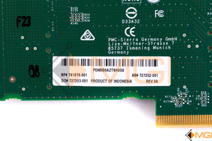 761879-001 HPE 126GB SAS EXPANDER CARD DETAIL VIEW