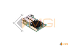 Load image into Gallery viewer, PBA-G23589-25 INTEL DUAL PORT 10GB SFP I/O MODULE LOW PROFILE REAR VIEW