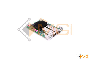 PBA-G23589-25 INTEL DUAL PORT 10GB SFP I/O MODULE LOW PROFILE FRONT VIEW