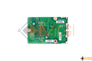 PBA-G23589-25 INTEL DUAL PORT 10GB SFP I/O MODULE LOW PROFILE BOTTOM VIEW