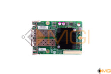 Load image into Gallery viewer, PBA-G23589-25 INTEL DUAL PORT 10GB SFP I/O MODULE LOW PROFILE TOP VIEW