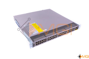 N2K-C2248TP-E-1GE CISCO NEXUS 2248TP-E 48-PORT GBE FABRIC EXTENDER FRONT VIEW FRONT VIEW