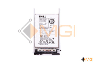"G1D1K DELL 400GB 2.5"" SAS SSD 12G FRONT VIEW"