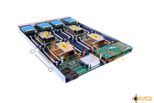 Load image into Gallery viewer, UCSB-B420-M3 CISCO UCS BARE BONES BLADE SERVER REAR OPEN VIEW