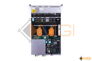 "UCSC-C220-M3S CTO CISCO UCS C220 M3 8 BAY 2.5"" SFF CTO SERVER INCLUDES 2 X HEATSINK 1 X UCS-RAID9271CV-8L AND 2 X 650W PSU TOP VIEW"