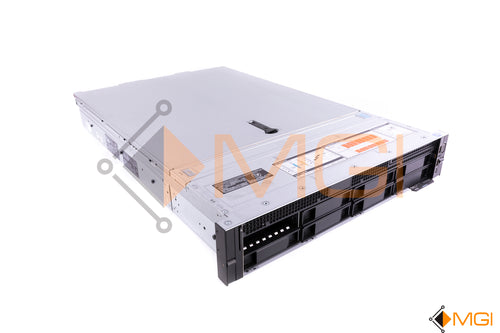 R740 CTO CONFIG 1 DELL EMC POWEREDGE R740 8DRV LFF 3PCI W/ 2x HS, 2x750W PSU, BROADCOM 5720 FRONT VIEW