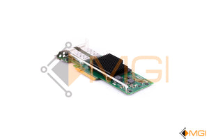 5N7Y5 DELL / INTEL X710-DA2 CNA 10GB DUAL PORT SFP+ PCI-E 3.0 X8 CONVERGED NETWORK CARD REAR VIEW