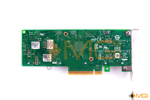 5N7Y5 DELL / INTEL X710-DA2 CNA 10GB DUAL PORT SFP+ PCI-E 3.0 X8 CONVERGED NETWORK CARD BOTTOM VIEW