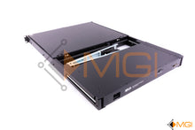 "Load image into Gallery viewer, B021-000-19 TRIPP-LITE NET DIRECTOR 1U 19"" RACKMOUNT KVM LCD REAR VIEW"
