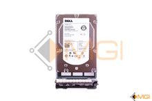 "Load image into Gallery viewer, W347K DELL 600GB 15K RPM SAS 3.5"" HARD DRIVE FRONT VIEW"