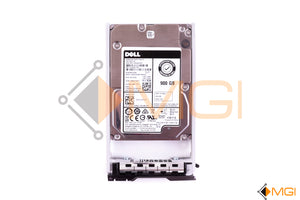 XTH17 DELL 900GB 15K 2.5'' SAS 12Gbs FIPS HDD FRONT VIEW