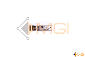 7Y09A 793443-001 HP 16GB SFP+ SHORT WAVE FRONT VIEW