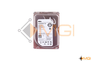 "C3YJM DELL 500GB 6G 7.2K 3.5"" SATA HARD DRIVE FRONT VIEW"