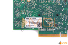 Load image into Gallery viewer, CX314A MELLANOX CONNECT X-3PRO EN 40GB ETHERNET CARD DETAIL VIEW