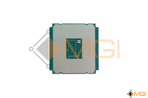 E5-2699 V3 SR1XD INTEL XEON 18 CORE PROCESSOR 2.3GHZ 45MB CACHE REAR VIEW