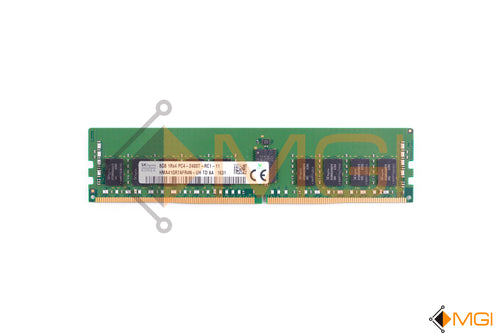 HMA1GR7AFR4N-UH HYNIX 8GB 1RX4 PC4-2400T MEMORY MODULE FRONT VIEW