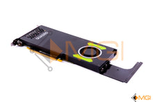 Load image into Gallery viewer, TWPW0 NVIDIA QUADRO P4000 8GB DDR5 REAR VIEW