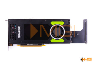 TWPW0 NVIDIA QUADRO P4000 8GB DDR5 TOP VIEW