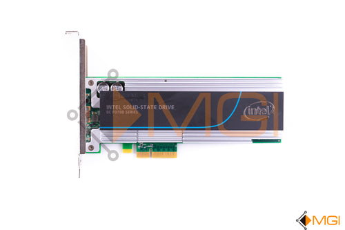 CJY9F DELL INTEL SSDPEDMD020T4D1 2TB SSD SAS PCIE P3700 HIGH PROFILE TOP VIEW