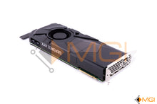 Load image into Gallery viewer, H2RCX DELL NVIDIA GEFORCE RTX 2080TI 11GB 352 BIT DDR6 FRONT VIEW