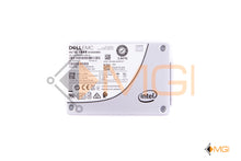 "Load image into Gallery viewer, DC29P DELL 3.84TB 6G 2.5"" SATA SSD TOP VIEW"