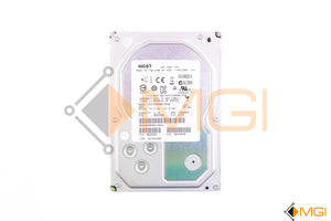 "HUS724040ALS640 HITACHI/ORACLE 4TB SAS 6G 7.2K 3.5"" ULTRASTAR 64MB HDD FRONT VIEW"