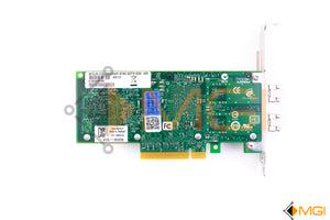 X520-SR2 INTEL ETHERNET SERVER ADAPTER E10G42BFSR BOTTOM VIEW