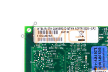Load image into Gallery viewer, X520-SR2 INTEL ETHERNET SERVER ADAPTER E10G42BFSR DETAIL VIEW