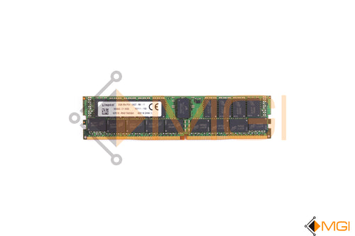 KCPC7G-MIA/32 KINGSTON 32GB 2RX4 PC4-2400T MEMORY MODULE FRONT VIEW