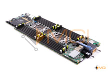 Load image into Gallery viewer, PHY8D DELL POWEREDGE M630 BLADE SERVER SYSTEM BOARD W/ INTERNAL SD RISER CARD + 10GBE DUAL PORT DAUGHTER CARD + 8GB iDRAC FLASH SD REAR VIEW