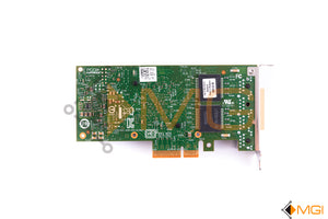 K9CR1 DELL INTEL I350-T4 PCI-E 1GB QUAD PORT NETWORK INTERFACE CARD BOTTOM VIEW