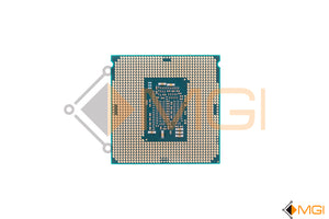 E5-1280 V5 SR2LC INTEL 3.70GHz QUAD CORE PROCESSOR REAR VIEW
